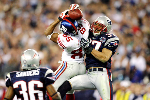 David Tyree - Super Bowl Catch